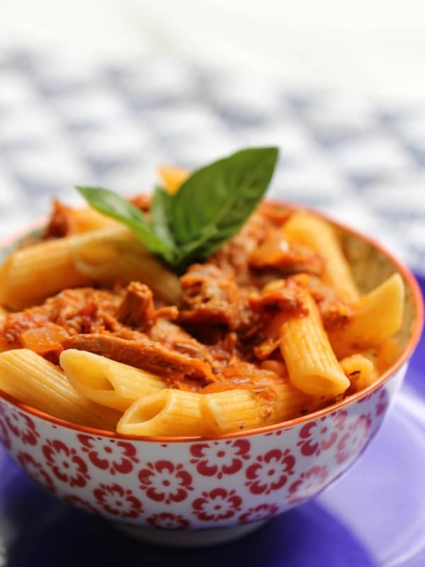Lamb Ragu recipe