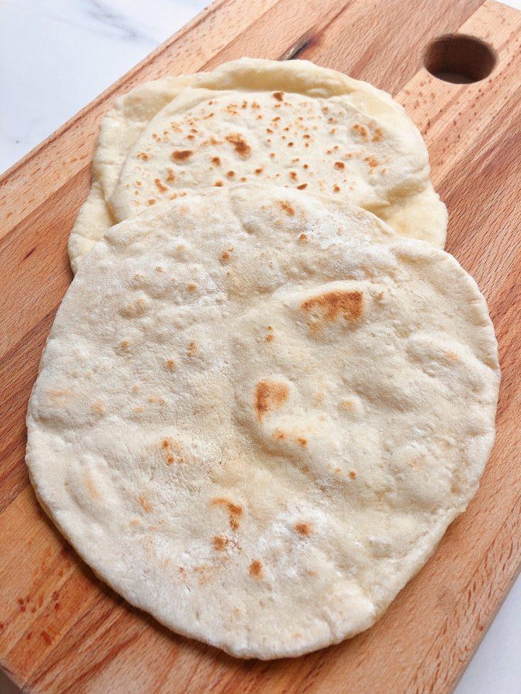 Thermomix Pita bread