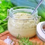 Thermomix Chicken Stock Paste in jar