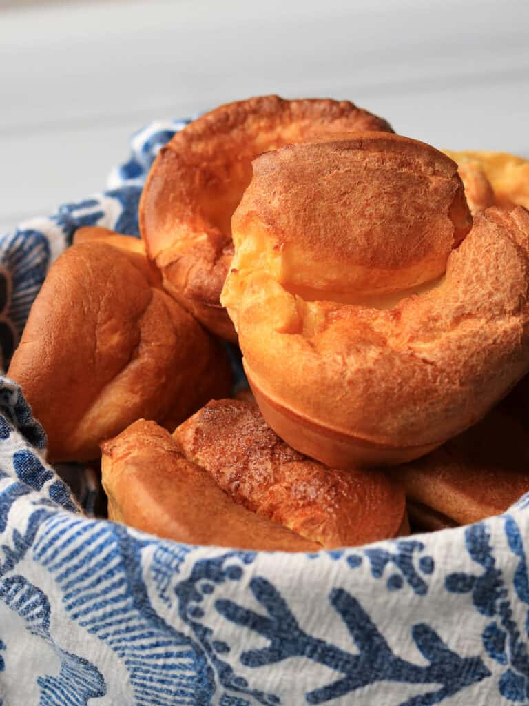Thermomix Yorkshire Puddings in bowl