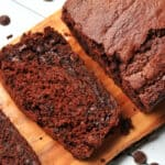 Thermomix Chocolate Zucchini bread